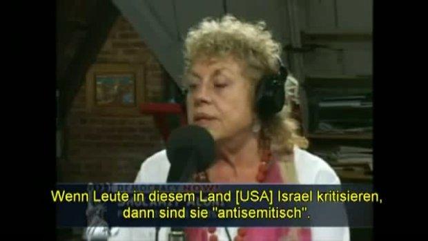 Israelische Ministerin verrät den Holocaust-Trick