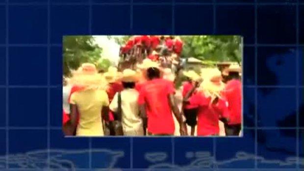 Die Saat des Verderbens auf Haiti