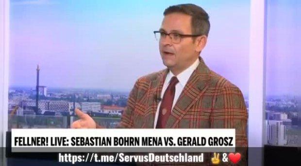Gerald Grosz zerlegt das Kartenhaus des Corona Angst- und Panikregimes.