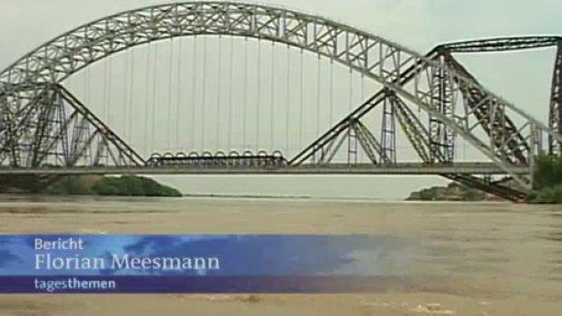 Schlimmste Flut aller Zeiten in Pakistan