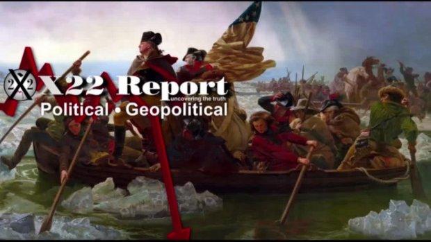 X22 Report vom 19.1.2021 - Der Schuss wurde auf der ganzen Welt gehört - D5