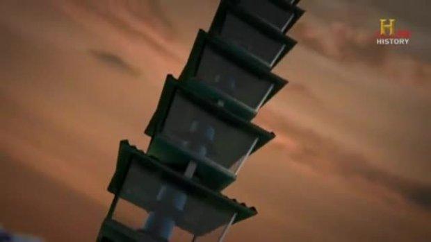 S05E03 Ancient Aliens -Aliens & Kraftwerke
