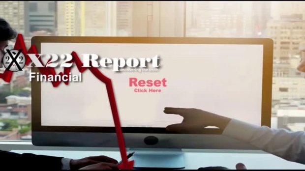 X22 Report vom 15.01.2021 - Mainstream-Medien wollen Unternehmen öffnen, [Zentralbank] beginnt mit Zerstörungsprozess der Wirtsc
