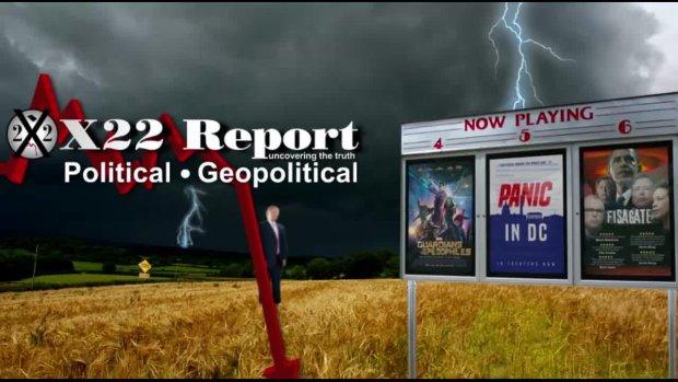 X-22 Report vom 13.1.2021 - Schachmatt - [Tag Null] rückt näher