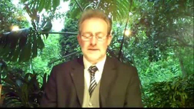 Vortrag von Hr. Görlitz zur Rechtslage in Deutschland