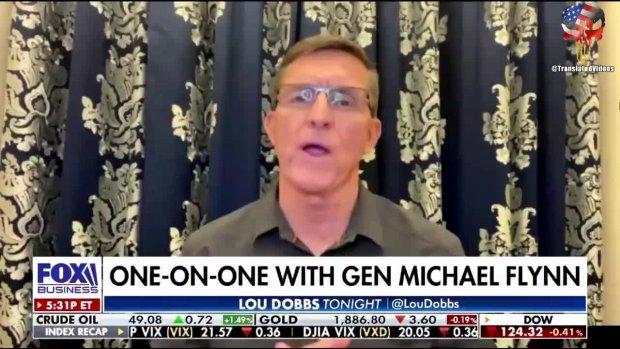 General Flynn sagt, dass andere Länder ihre Geheimdienste unsere Wahlen überwachen ließen