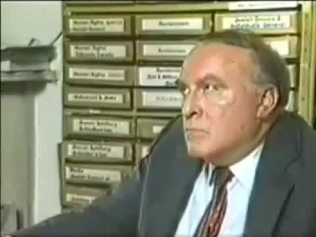 Ernst Zündel über die verbotene Wahrheit, die Deutschland nicht erfahren darf. Quelle Youtube!