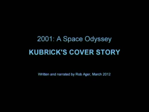 Kubrick's Cover Story. Analysis Of 2001 - A Space Odysse 3v4 (AVI - Eng - # - 2012)