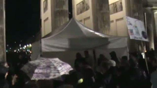 Mahnwache Berlin 14.04.2014 - Rede von Ken Jebsen (KenFM)