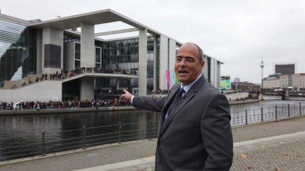 Boehringer: Jetzt wird zum Infektionsschutzgesetz im Bundestag abgestimmt | Berlin 18.11.2020