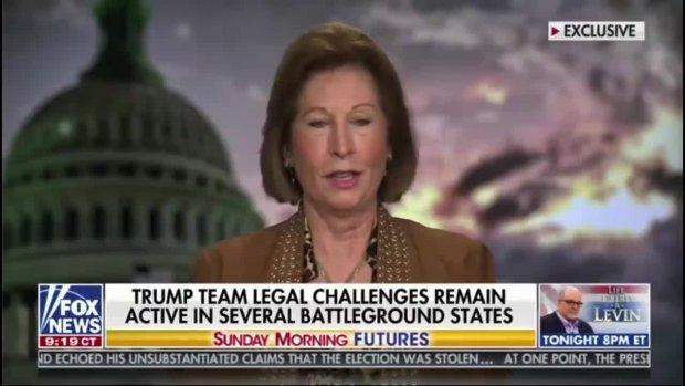 Interview von Sidney Powell & Maria Bartiromo von Fox News zum Wahlbetrug in der USA