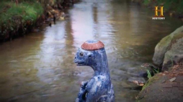 S08E07 Ancient Aliens - Kreaturen Der Tiefsee