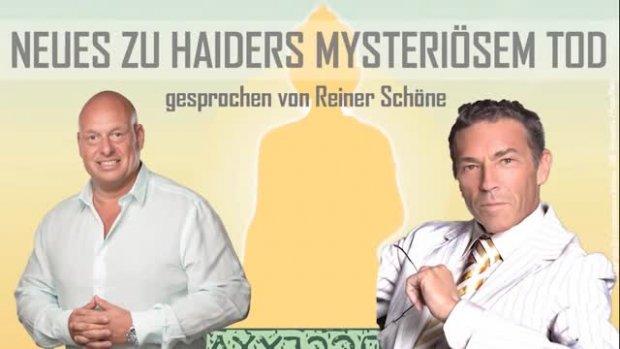 Warum Jörg Haider wirklich sterben musste