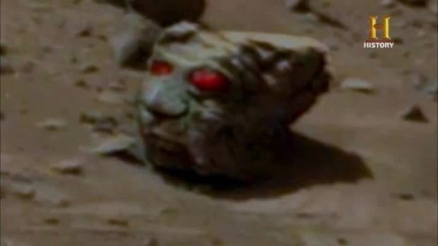 S09E02 Ancient Aliens - Mysterium Mars