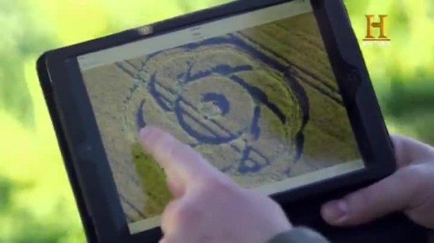 S08E08 Ancient Aliens - Kornkreise